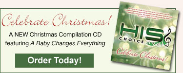 Celebrate Christmas CD Cover